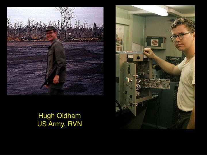 Hugh Oldham