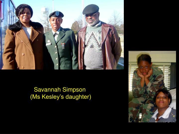 Savannah Simpson