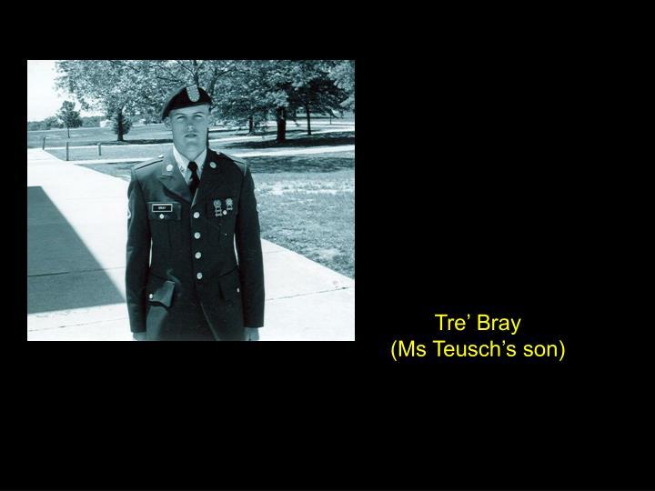 Tre' Bray