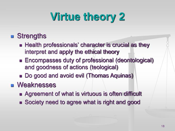 virtue theory Exploring how contemporary moral philosophy has led to a revival of interest in the concepts of 'virtue', 'character' and 'flourishing', this is an accessible and critical introduction to virtue ethics comprising of three parts, the first part examines the work of key contemporary thinkers such as elizabeth anscombe and bernard.