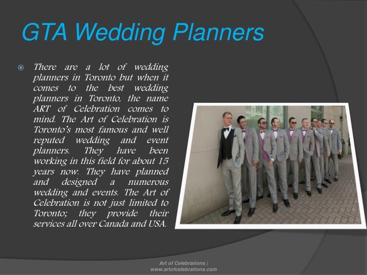 GTA Wedding