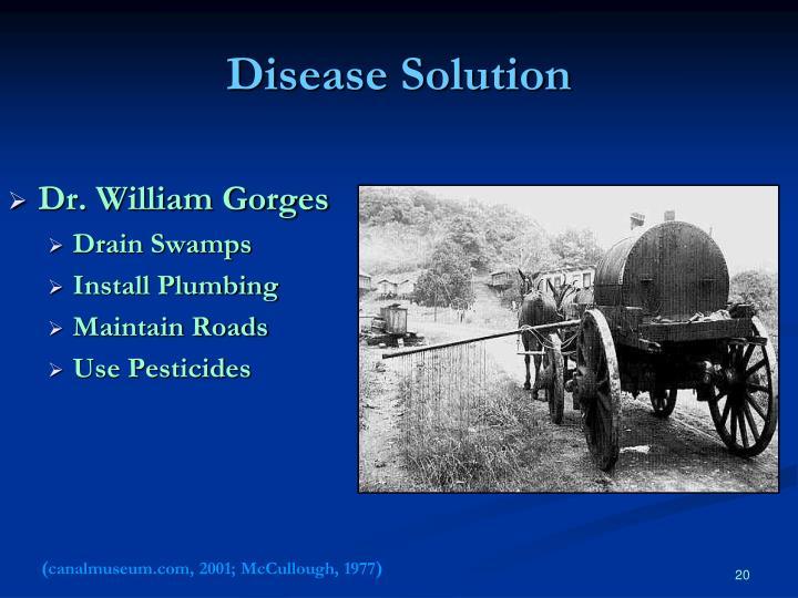 Disease Solution