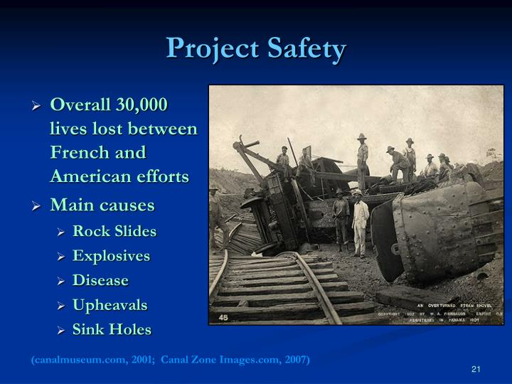 Project Safety
