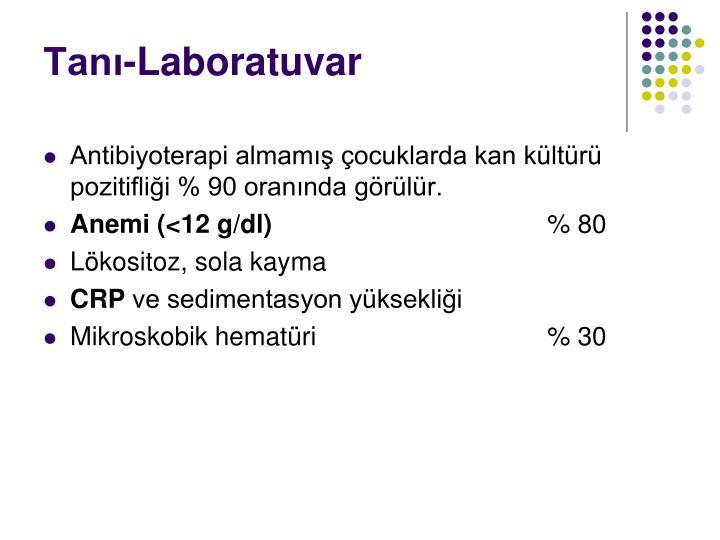 Tanı-Laboratuvar