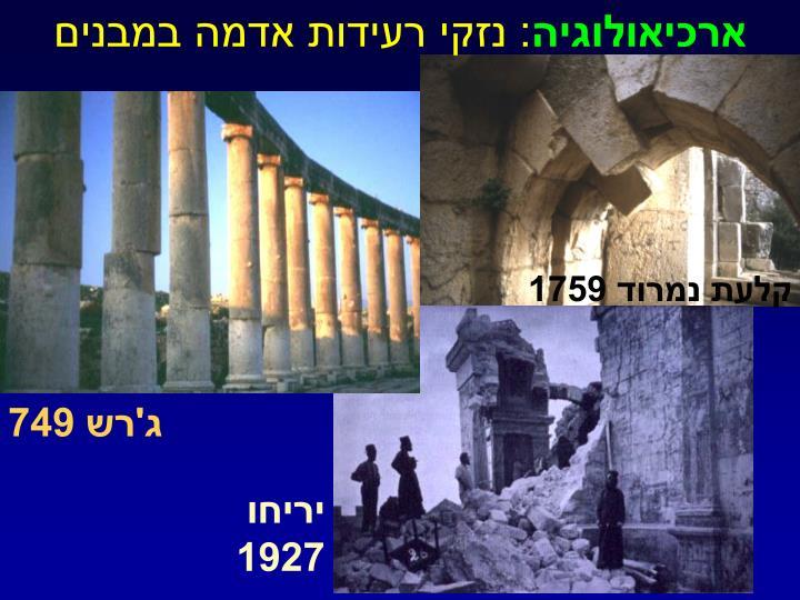 ארכיאולוגיה