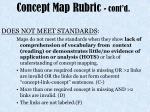 concept map rubric cont d2