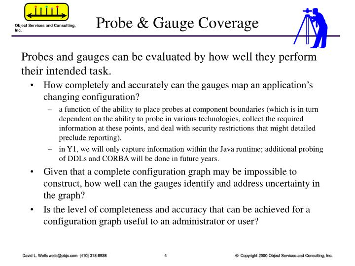Probe & Gauge Coverage