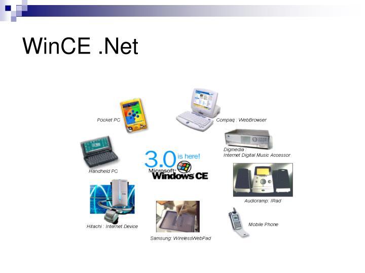WinCE .Net