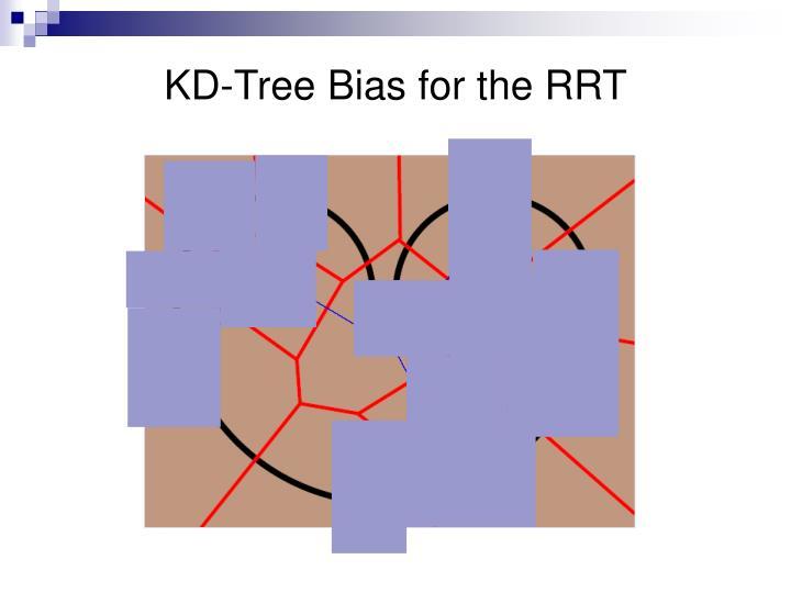 KD-Tree Bias for the RRT