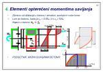 4 elementi optere eni momentima savijanja3