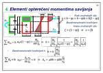 4 elementi optere eni momentima savijanja8