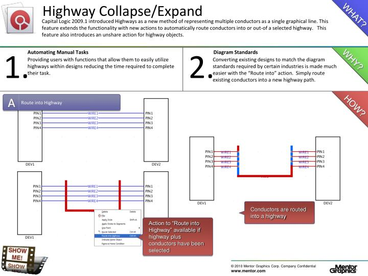 Highway collapse expand