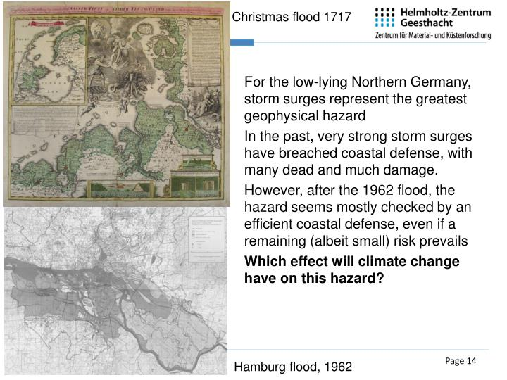 Christmas flood 1717