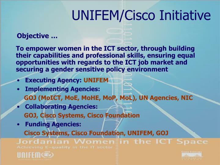 UNIFEM/Cisco Initiative