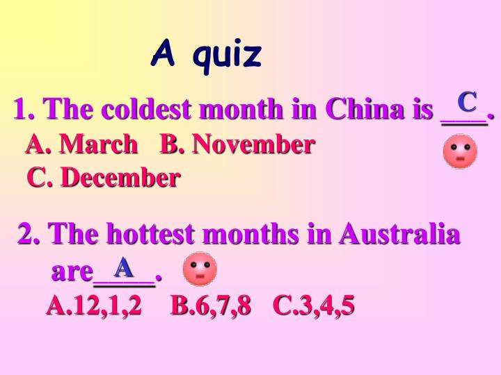 A quiz