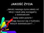 jako ycia