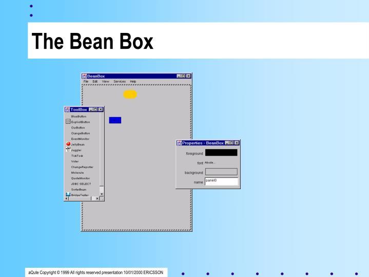The Bean Box