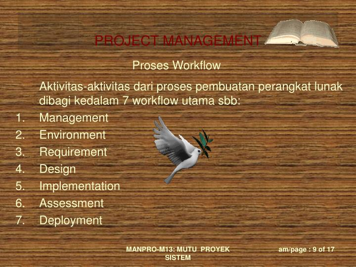 Proses Workflow