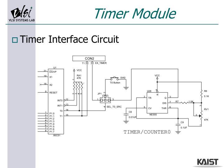 Timer Module