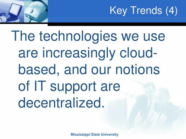 Key Trends (4)