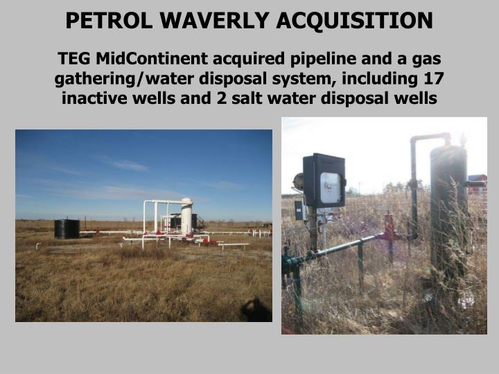 PETROL WAVERLY ACQUISITION