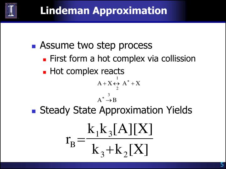 Lindeman Approximation