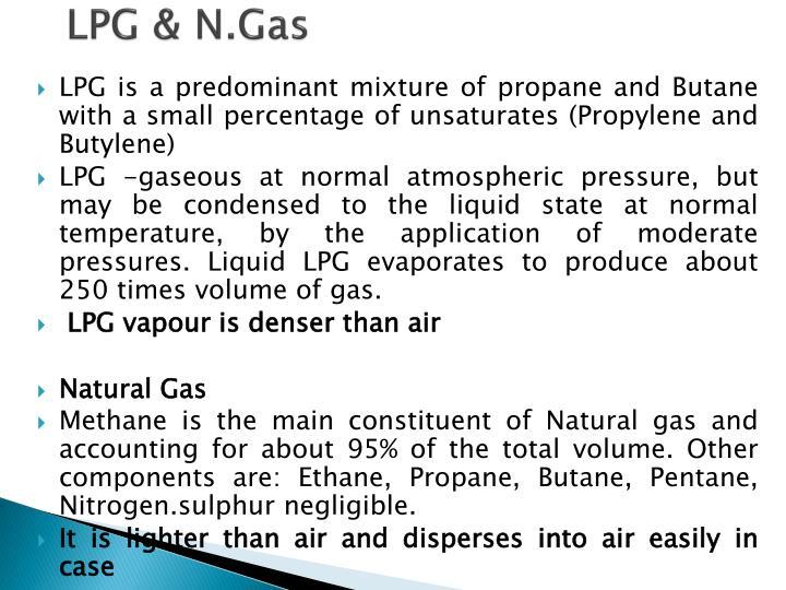 LPG & N.Gas