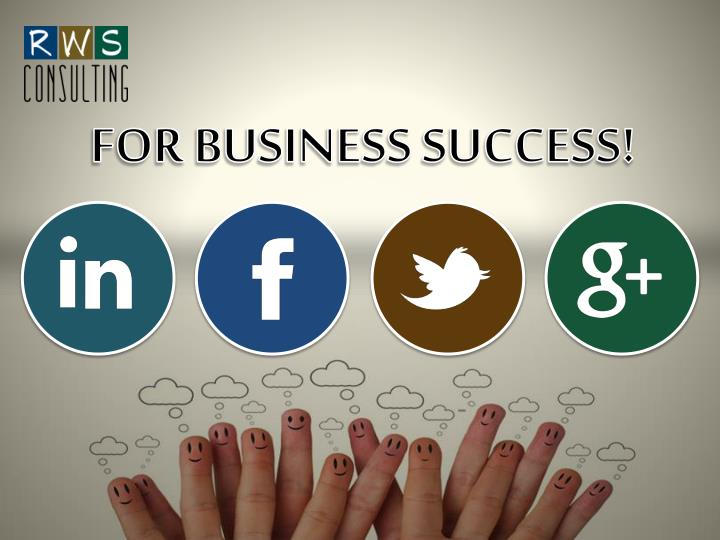 FOR BUSINESS SUCCESS!