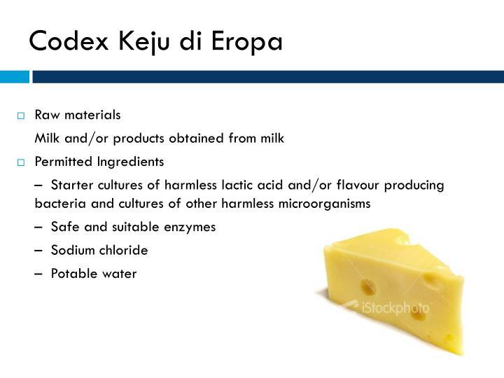 Codex Keju di