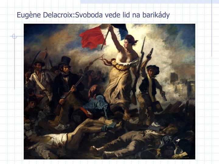 Eugène Delacroix:
