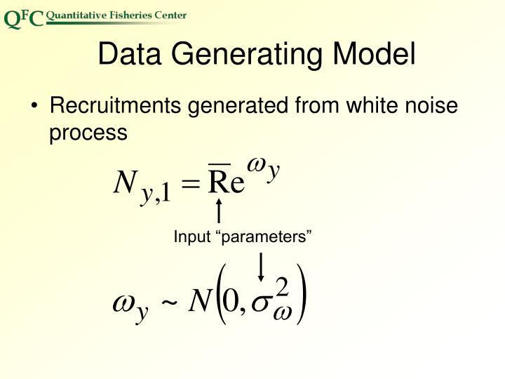 "Input ""parameters"""