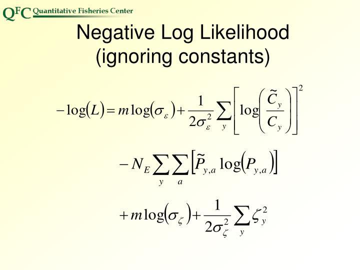 Negative Log Likelihood