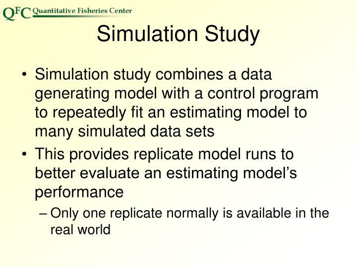 Simulation Study