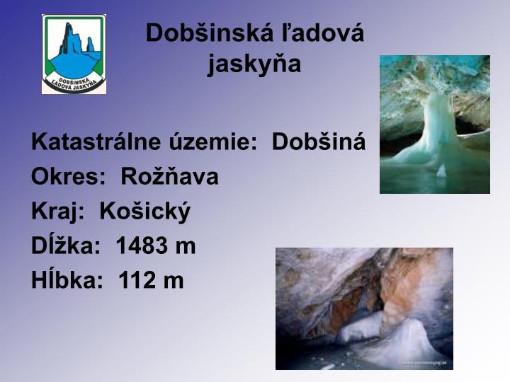 Dobšinská ľadová