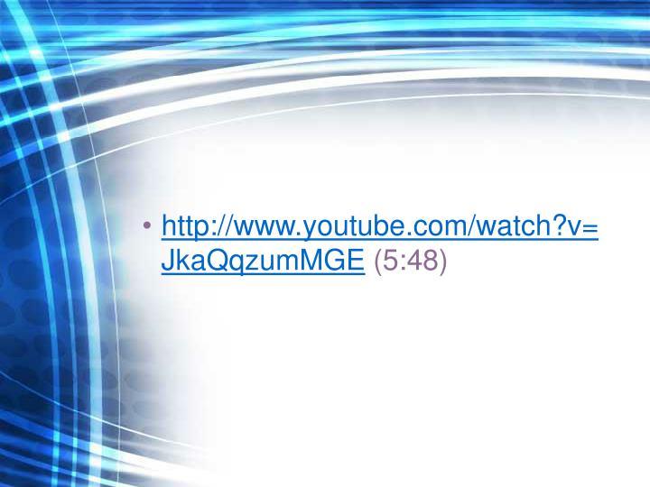 http://www.youtube.com/watch?v=JkaQqzumMGE
