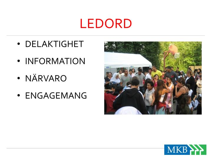 LEDORD