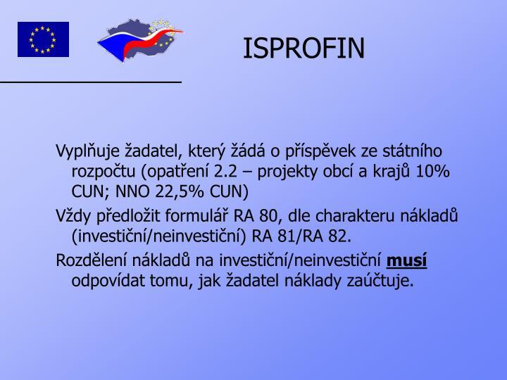 ISPROFIN