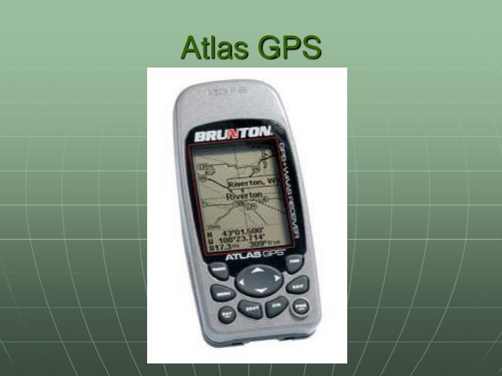 Atlas GPS