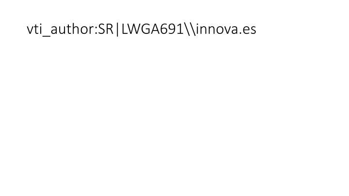 vti_author:SR|LWGA691\\innova.es