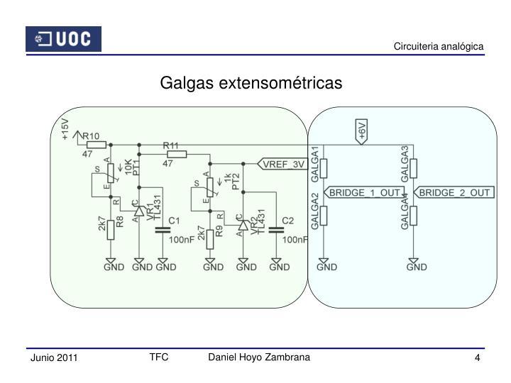 Circuiteria analógica