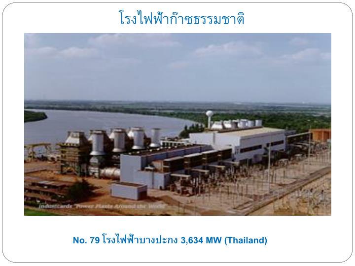 โรงไฟฟ้าก๊าซธรรมชาติ