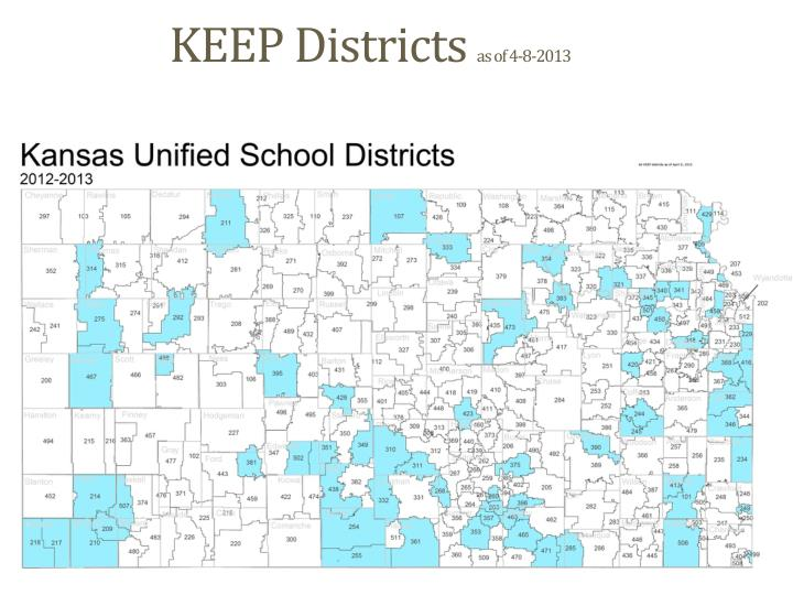 KEEP Districts
