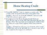 home heating credit1