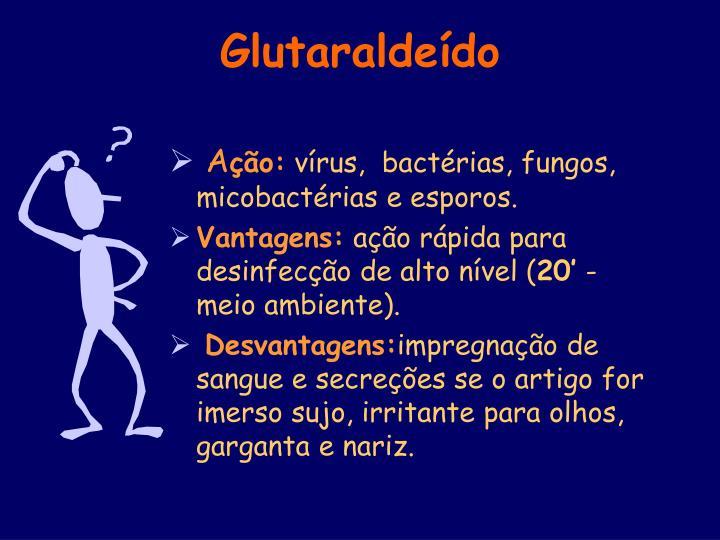 Glutaraldeído