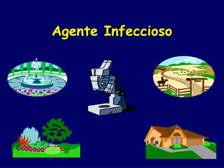 Agente Infeccioso