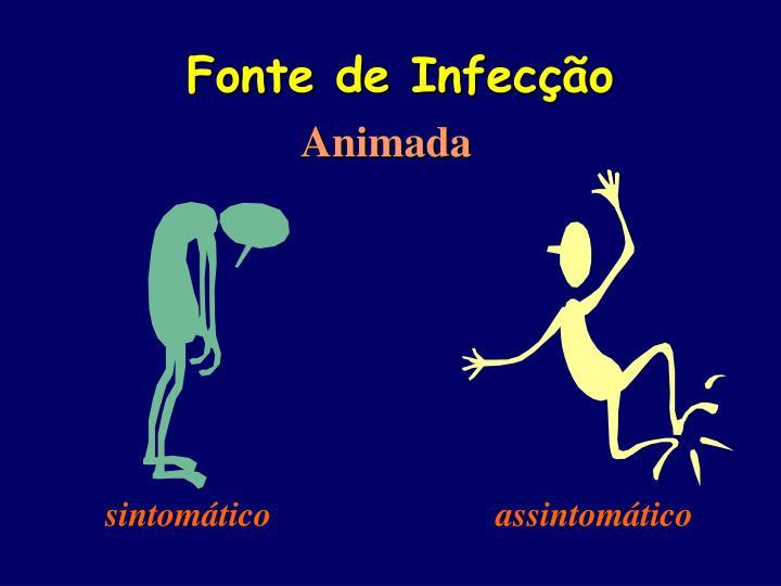 Fonte de Infecção