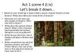 act 1 scene 4 i iv let s break it down2