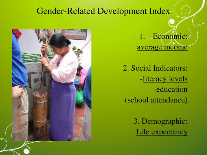 Gender-Related Development Index