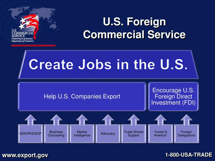 U.S. Foreign Commercial Service
