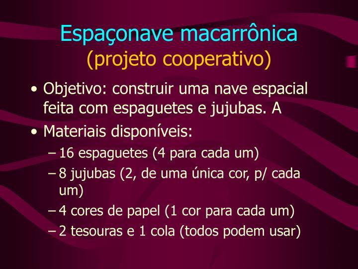 Espaçonave macarrônica